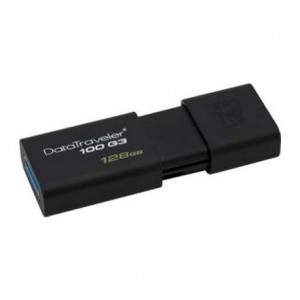 Pen Drive Flash Usb 128Gb USB 3.0 KINGSTON